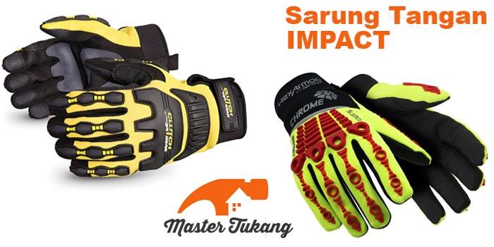 sarung tangan impact murah