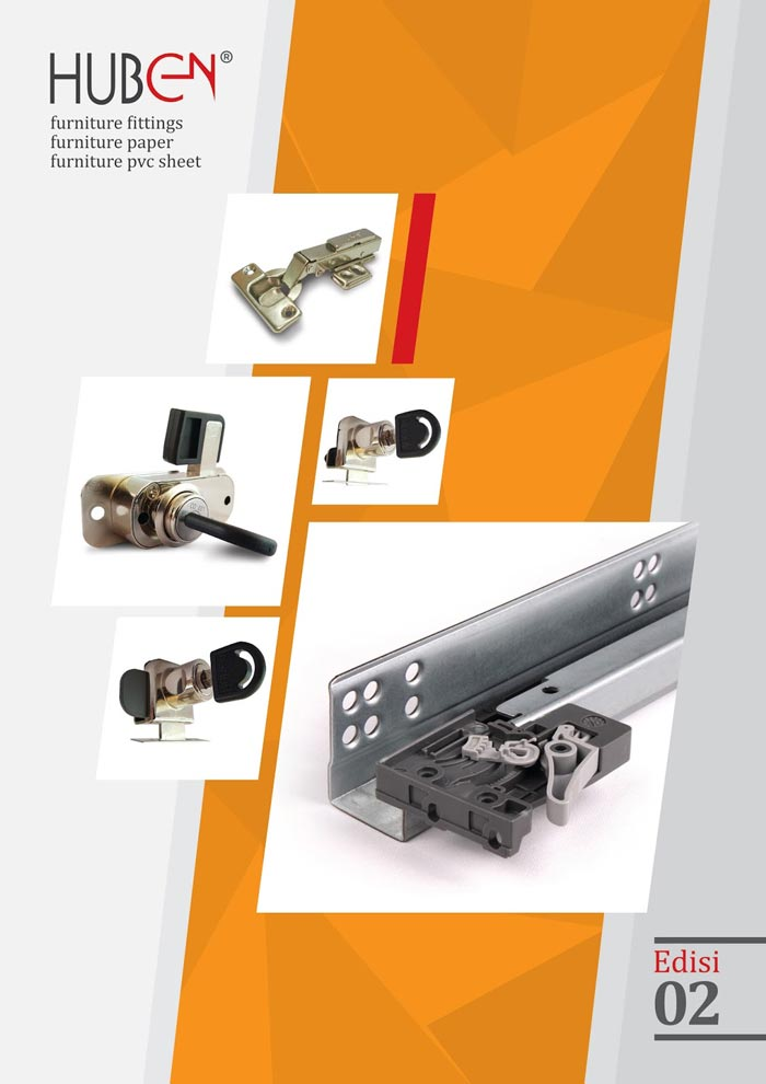 Cover katalog Huben