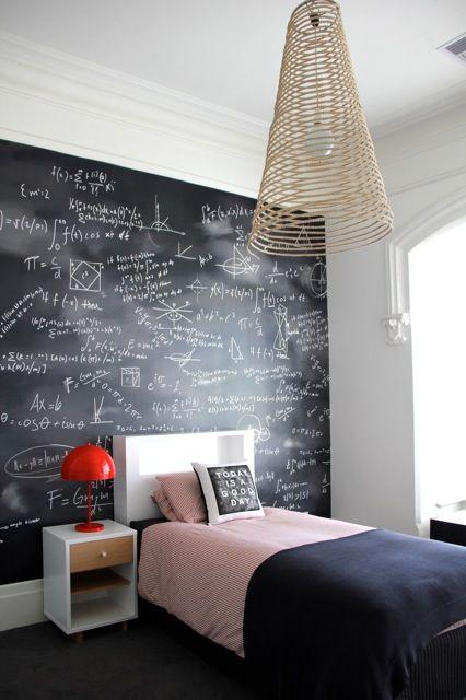 Desain kamar cowok minimalis