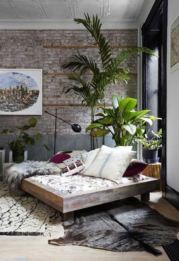 desain kamar tidur kontemporer