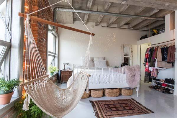 interior kamar urban