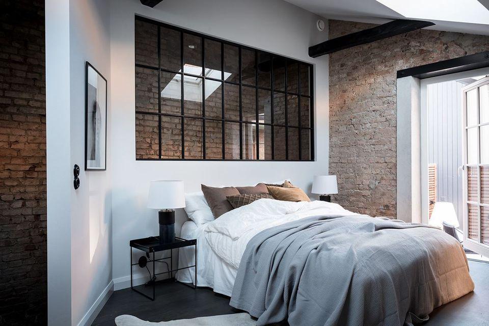 desain kamar urban modern